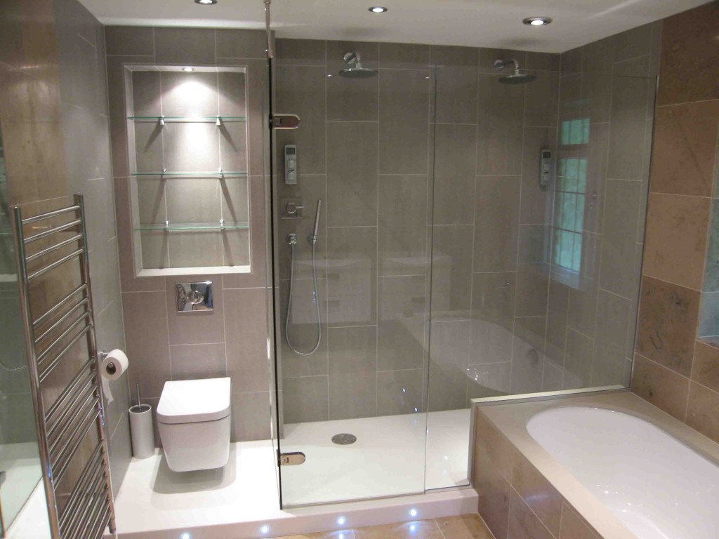 Bathroom Design Shower Over Bath : Over bath shower screens made to measure bespoke